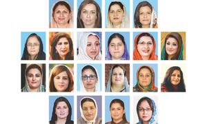 Representation of women in elections remains token