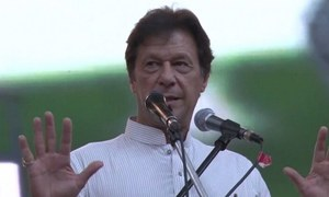 Awarding tickets was 'great torture' for me, says Imran while electioneering in Islamabad