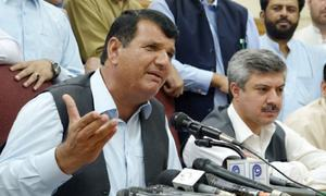 Muqam leaves Shangla NA seat for brother