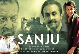 Sanju is more than the story of one man