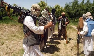 Taliban commander killed in suspected US drone strike near Pak-Afghan border