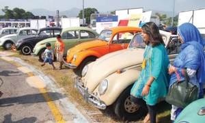 Duty waived on vintage cars