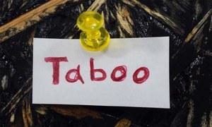 Taboo or not taboo?