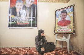 POLITICS: A PSYCHOLOGICAL CRISIS IN GAZA