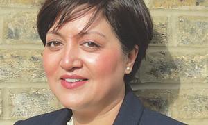 POLITICS: EYEING LONDON