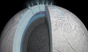 سیارہ زحل کے چاند کے منصوبے پر تحقیق کرنے والا پاکستانی