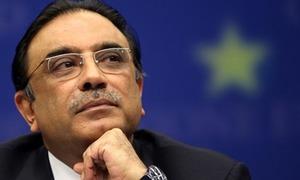 SC orders placement of Zardari, Faryal Talpur's names on ECL