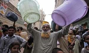 پانی کا بحران صرف ڈیم نہ ہونے کی وجہ سے نہیں ہے