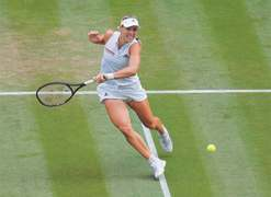 Serena reaches 11th Wimbledon semi-final