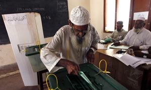 Polling station arrangements, facilities and security reviewed