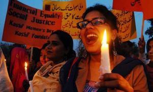 Women losing ground in all sectors in Pakistan