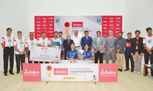 Tayyab, Faiza clinch Squash Circuit III titles
