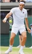 Anderson dethrones Federer in last-eight cliffhanger