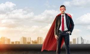 Being superhuman