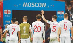 New benchmark awaits England after semi exit