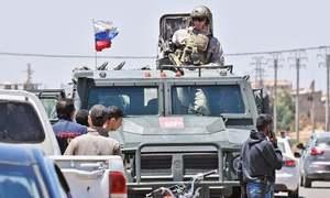Syrian army raises flag in Daraa, cradle of revolt