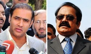 Sana, Abid Sher groups fail to sink differences