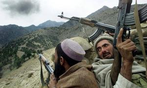 افغانستان: طالبان کے حملوں میں 40 افغان اہلکار ہلاک