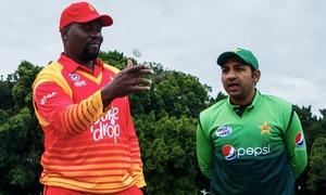 2018 میں پاکستان کی ون ڈے کرکٹ میں پہلی فتح