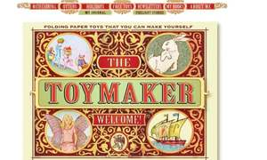 Website review: Who wants to be the toy maker?
