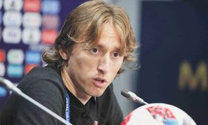 Modric looks to make up for past failures