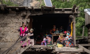The Kalash way of life