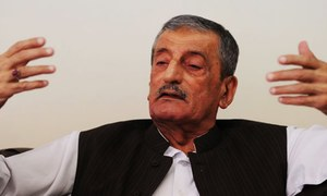 Taliban not involved in Haroon Bilour's killing, says uncle