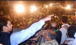 PML-N resumes election campaign after five-day break