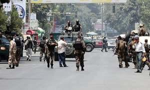 افغانستان: ننگرہار میں پولیس چیک پوسٹ پر حملہ، 7 اہلکار ہلاک