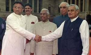 Advani arranged Agra summit, book claims