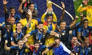 فٹ بال ورلڈ کپ 2018ء کے تاریخ ساز لمحات
