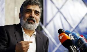 Iran 'preparing' to enrich uranium if nuclear deal fails