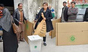 Threat of poll delay fades as fast disposal of cases begins