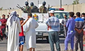 عراق: پرتشدد مظاہروں کے دوران 8 افراد ہلاک