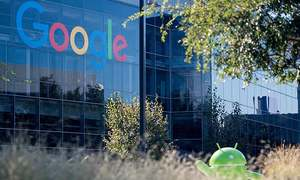 EU fines Google a record $5 billion over mobile system