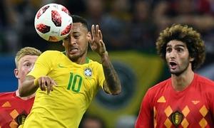ورلڈ کپ 2018 کے دوران ٹوئٹر پر برازیل کا راج