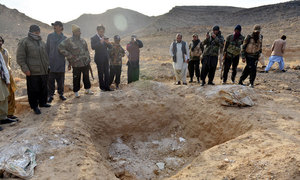 Four bodies found in Balochistan