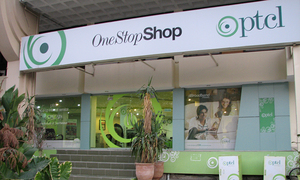 Weak rupee pushes down PTCL profits