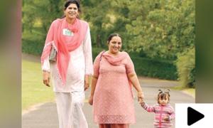 پاکستان کی طویل القامت خاتون زینب بی بی انتقال کر گئیں