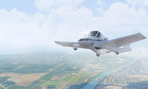 پہلی اڑن گاڑی جسے آپ اگلے سال خرید سکتے ہیں