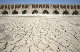 Rivers dry and fields dust, Iranian farmers turn to protest