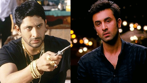 Ranbir Kapoor may replace Arshad Warsi in Munna Bhai 3 and people are heartbroken