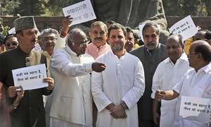 Parliament debates no-confidence motion against Modi's govt