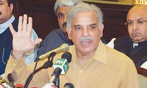 NAB pressure on PML-N, yet Imran losing crowd: Shahbaz
