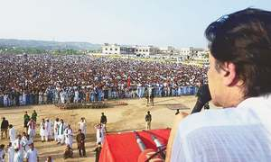 Imran pledges new local govt system if voted to power