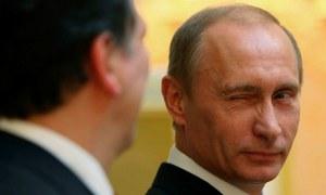 For Putin, a pawn called crude