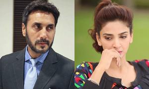 Celebs stand in support of Saba Qamar against online trolls