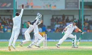 Sri Lanka on verge of emphatic win in final South Africa Test