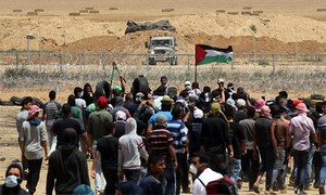 Israel to reopen Gaza goods crossing if calm holds