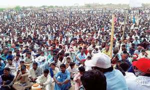 تھرپارکر: پیپلزپارٹی کو آزاد امیدواروں سے سخت مقابلے کا سامنا